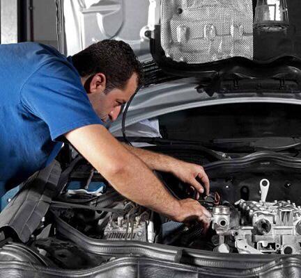 سیستم جرقه زنی موتور و خرابی آن