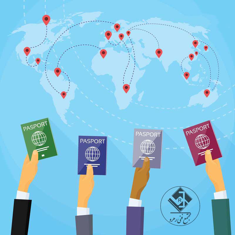 مهاجرت از طریق مدارک فنی و حرفه ای آموزشگاه رهرو