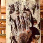 آموزش ساخت سنگ دکوری و آینه آنتیک آموزشگاه رهرو