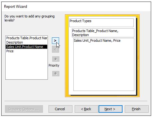 آموزش نحوه طراحی یک فرم گزارش با نرم افزار Access